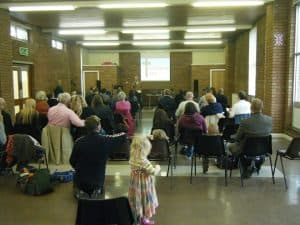Ex-JWs for Jesus Meeting in Stockport